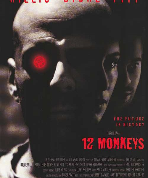 12 monkeys video