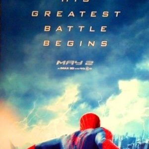 amazing spider-man 2 adv imax